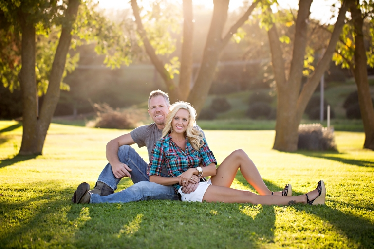 Layna Jane Photography Omaha engagement photographer